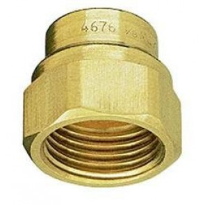 "3/8"" FPT Brass Outlet Adapter"