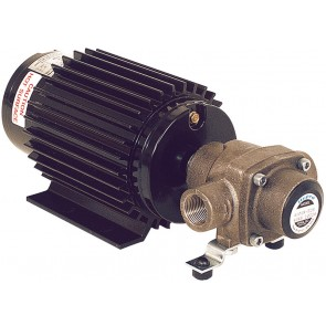 "3/4"" NPT Ni-Resist 12 Volt Electric 4-Roller Pump"