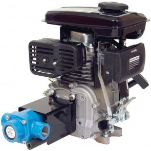 "3/4"" NPT 2.5 HP PowerPro Gas Silvercast 4-Roller Pump"
