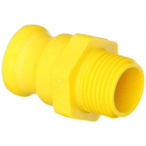 "Garden Hose Adapter Fitting - 3/4"" Male Adapter x 3/4"" MGHT"
