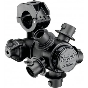 """3/4"""" Pipe 4 Outlet Multiple Nozzle Body Assembly for Wet Applications"""