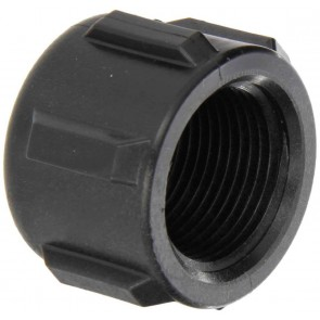 "Pipe Cap Fitting - 1"" FPT"