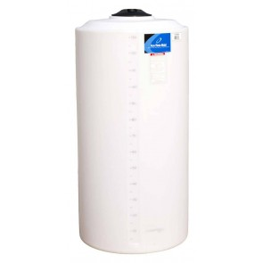 135 Gallon Plastic Vertical Storage Tank
