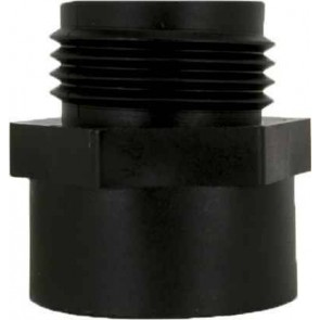 "Garden Hose Adapter Fitting - 3/4"" MGHT x 1/2"" FPT"