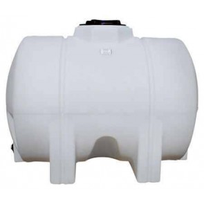 525 Gallon Horizontal Leg Tank with Bands