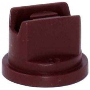 SprayMax Brown Polyacetal Extended Range Spray Tip Nozzle