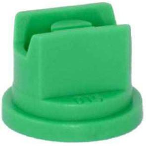 SprayMax Dark Green Polyacetal Extended Range Spray Tip Nozzle