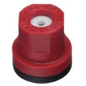 TXR ConeJet Red Acetal-Ceramic Hollow Cone Spray Tip Nozzle