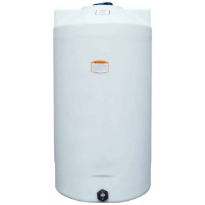 150 Gallon Plastic Vertical Storage Tank