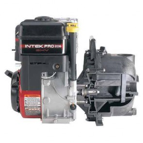 "3 HP Briggs & Stratton Gas Engine Poly Pump with 1-1/2"" NPT"