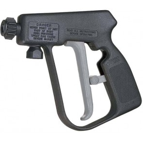 "Pistol Spray Gun with 11/16"" TeeJet thread"
