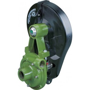 "PTO Belt Driven Cast Iron Pump with 1 1/2"" Suction x 1 1/4"" Discharge"
