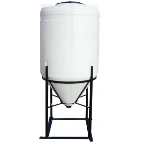 110 Gallon Inductor Cone Bottom Tank w/ Stand
