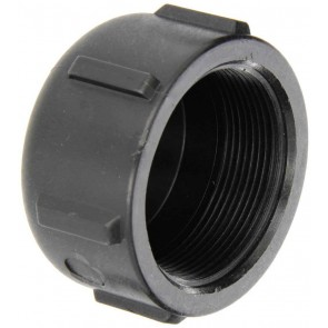 "Pipe Cap Fitting - 2"" FPT"