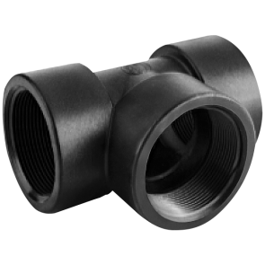 "Pipe Tee Fitting - 1/4"" FPT"