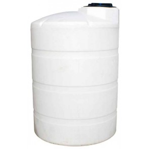 1000 Gallon Plastic Vertical Storage Tank