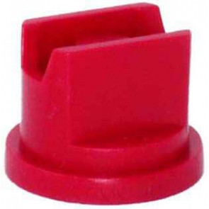 SprayMax Red Polyacetal Extended Range Spray Tip Nozzle