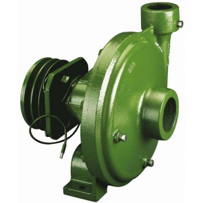 "Belt Driven Cast Iron Pump with 2"" Suction x 1-1/2"" Discharge"