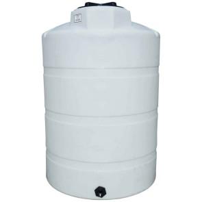 500 Gallon Plastic Vertical Storage Tank