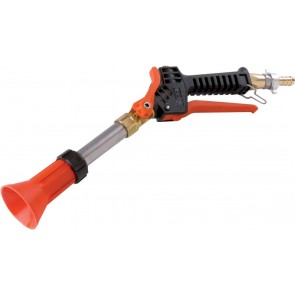 "7"" High Pressure Adjustable Spray Gun with 1/2"" MPT"