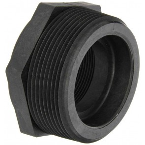 """Pipe Reducer Bushing Fitting - 3"""" MPT x 2"""" FPT"""
