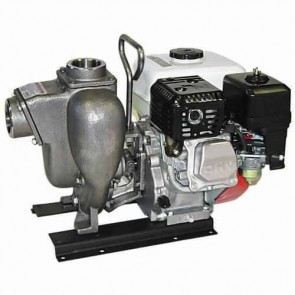 """5 HP Honda Gas Engine Stainless Steel Pump with 2"""" NPT"""