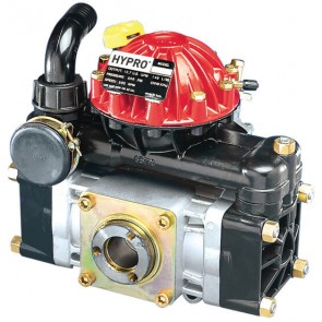 "Diaphragm Pump with 1-1/4"" HB Inlet x 1/2"" HB Outlet"
