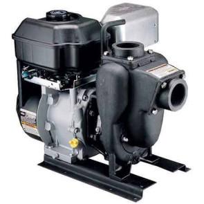 """3 HP Briggs & Stratton Gas Engine Cast Iron Pump with 1-1/2"""" NPT"""