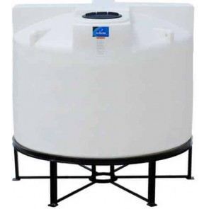 1550 Gallon Cone Bottom Tank w/ Stand