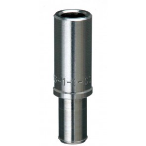 "1"" Pipe Rapid Stop Nozzle Body Adapter for Wet Applications"