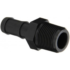 "Hose Barb Fitting - 3/4"" MPT x 5/8"" Hose Barb"