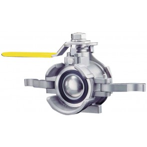 "1 1/2"" Female Adapter Stainless Steel Ball Valve"