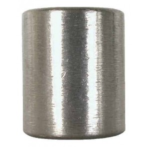 "Stainless Steel Pipe Coupler Fitting - 3/8"" FPT x 3/8"" FPT"