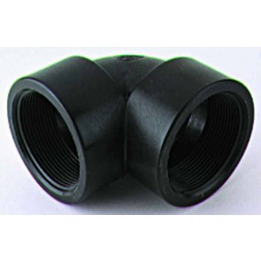 "Pipe 90° Elbow Fitting - 1/2"" FPT"