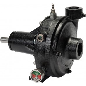 "Belt Driven E-coated Cast Iron Pump with 1-1/2"" Suction x 1-1/4"" Discharge"