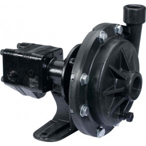 "Ace 206 Hydraulic Driven Cast Iron Pump with 1"" Suction x 3/4"" Discharge"