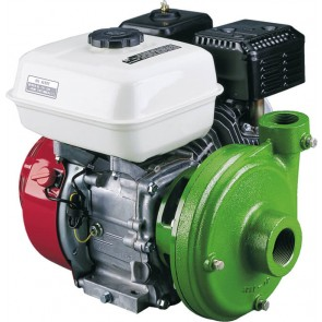 "5.5 HP Briggs Gas Engine Poly Pump with 1-1/2"" Suction x 1-1/4"" Discharge"