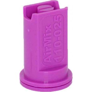 Airmix Pink Polyacetal-EPDM Low Pressure Spray Nozzle