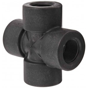 "Pipe Cross Fitting - 1"" FPT"