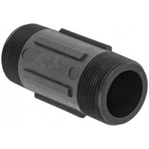 "Pipe Nipple Fitting - 1 1/2"" MPT x 1 1/2"" MPT"