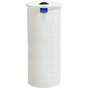 325 Gallon Plastic Vertical Storage Tank