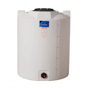 295 Gallon Plastic Vertical Storage Tank