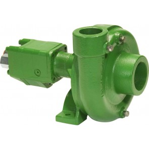 "Ace 204 Hydraulic Driven Cast Iron Pump with 1-1/4"" Suction x 1"" Discharge"