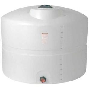 625 Gallon Plastic Vertical Storage Tank