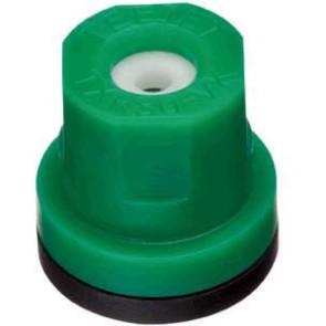 TXR ConeJet Racing Green Acetal-Ceramic Hollow Cone Spray Tip Nozzle