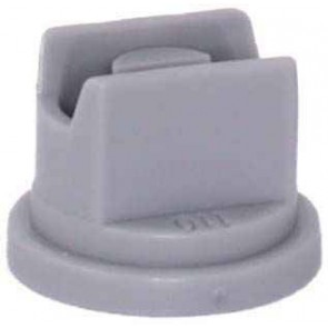 SprayMax Gray Polyacetal Extended Range Spray Tip Nozzle