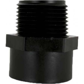 "Garden Hose Adapter Fitting - 3/4"" FGHT x 3/4"" MPT"