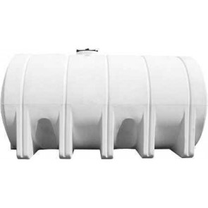 5025 Gallon Horizontal Leg Tank with Bands