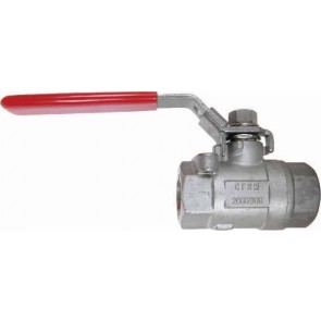 "1/4"" FPT 316 Stainless Steel Ball Valve"