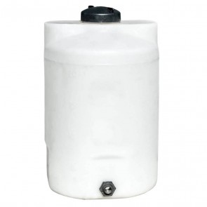 25 Gallon Plastic Vertical Storage Tank